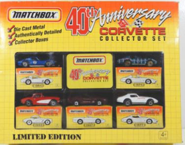 MATCHBOX CAR SET
