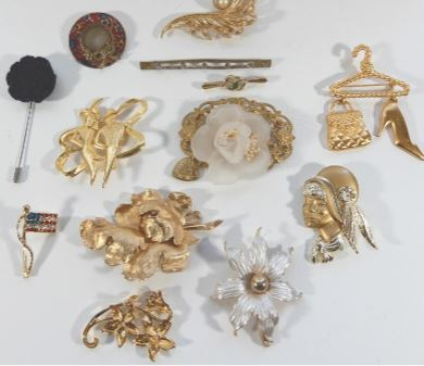 PINS & BROACHES