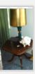 GOEBEL PIG DF END TABLE