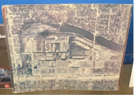 AREIAL VIEW LANSING GRAND RIVER PLANT