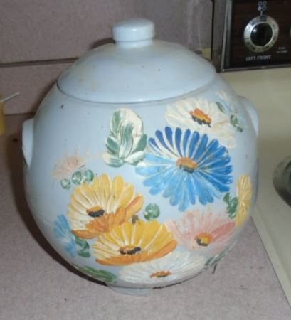 RAINSBURG COOKIE JAR