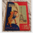 108 BILLY COME SEE PARIS BOOK