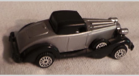 293 SMALL DIE CAST CAR