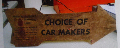 CHOICE OF CAR MAKERS SIGN