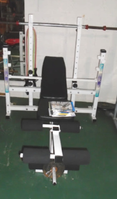 POWER FIT WEIGHT BENCH