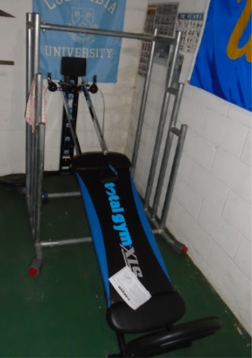 TOTAL GYM XLS WEIGHT BENCH