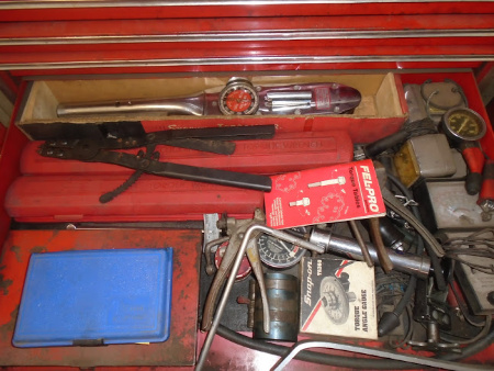 SNAP-ON TORQUE WRENCHES, ETC