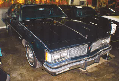 1984 OLDSMOBILE 88 ROYALE