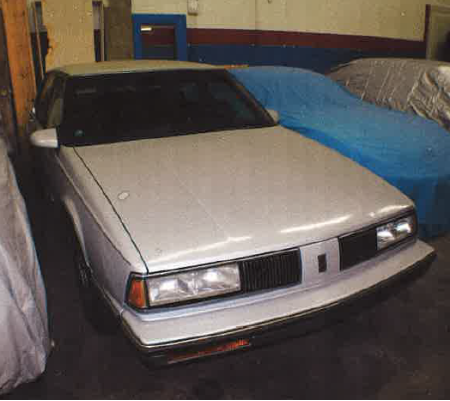 1989 OLDSMOBILE DELTA ROYALE
