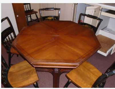 CINING TABLE S BENT BRO CHAIRS