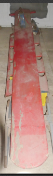 LUGE SLED