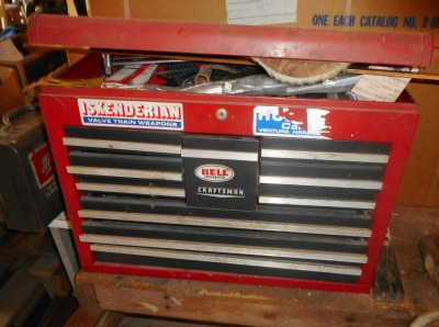 MACHINIST TOOL CHEST