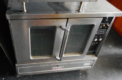 GARLAND GAS CONVESTION OVEN