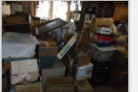 SEVERAL BOXES OLD TUPPEWARE